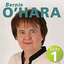 Bernie O'Hara