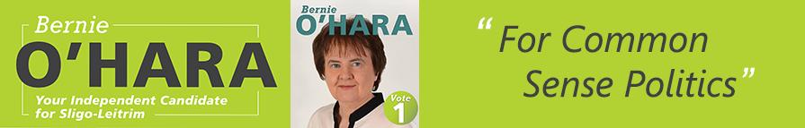 Bernie O'Hara Independent
